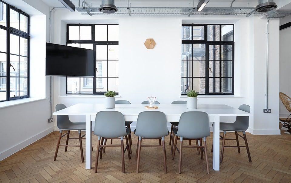 Scandinavisch Interieur Kenmerken : Interieur crush een kantoor met een scandinavische interieurstijl