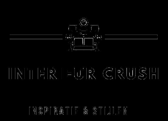 Logo Interieur Crush - website over interieur inspiratie en interieurstijlen