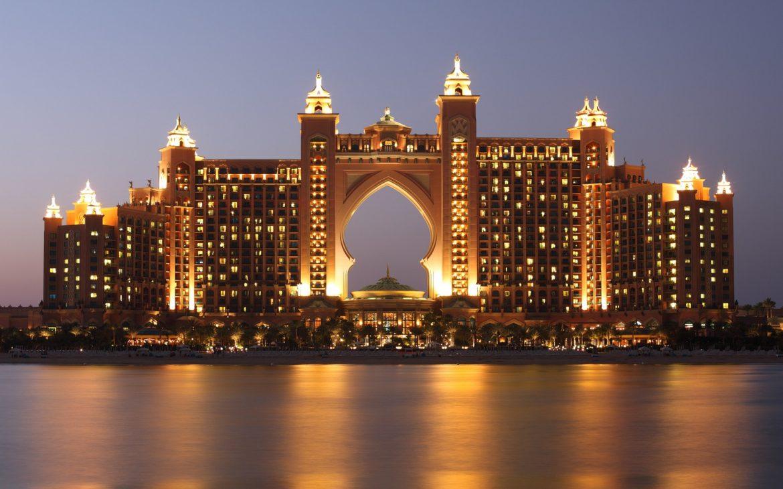 Hotel Atlantis The Palm, Dubai, Groot luxe hotels
